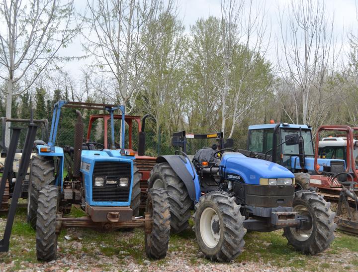 Trattori agricoli usati macchine subito it trattori for Attrezzi agricoli usati lazio